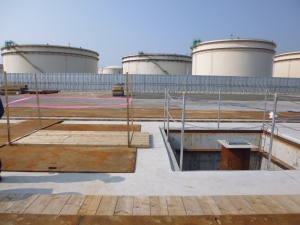 What will be the injection wellheads for the Tomakomai CCS project
