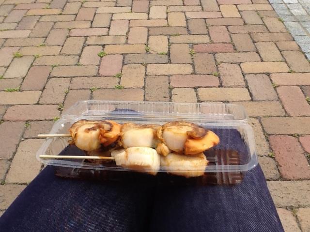 Iwaki seafood