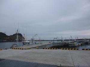 Hisanohama port, north Iwaki City