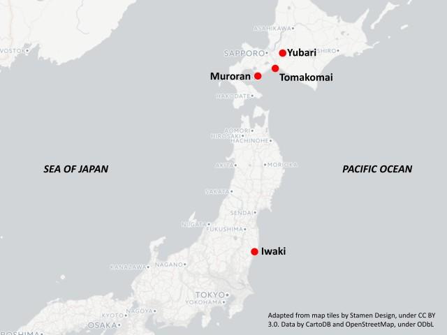 North Japan Ma